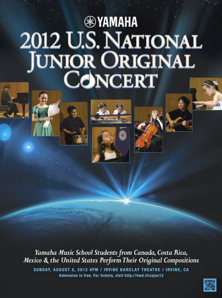 Yamaha National Junior Original Concert