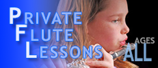 Yamaha Music Academy Flute Private Lessons