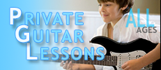 Yamaha Music Academy Acoustic Electric Guitar Private Lessons