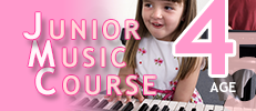 Yamaha Junior Music Course