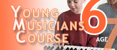 Yamaha Young Musicians Course